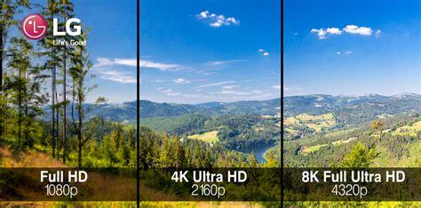 que son imagenes en 4k pel 237 culas en 8k 191 qu 233 son y cu 225 ndo las veremos lg tv