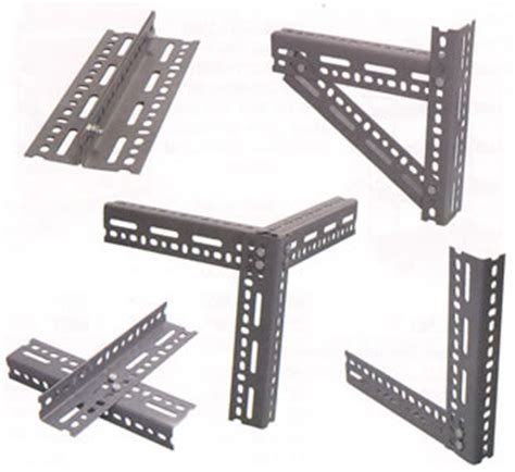 Harga Aluminium U Channel slotted angle slotted angles steel slotted angle