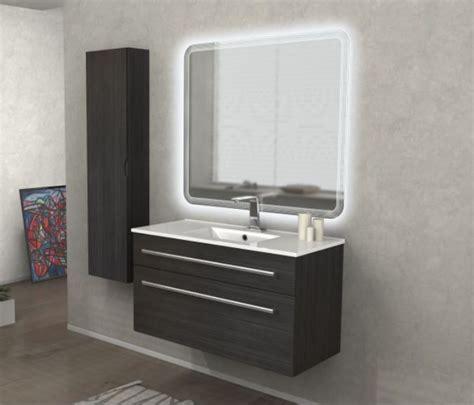 mobili bagno grigio bagno grigio scuro bagni grigio scuro arredamento