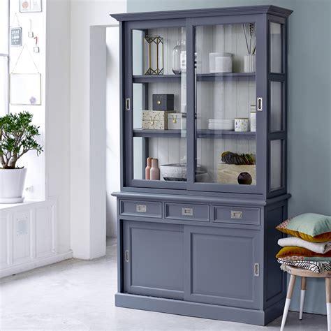 Kitchen Cabinet Paint Type teak kitchen dressers eden kitchen dressers sale at tikamoon