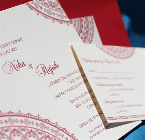 wedding invitation printers in chennai excel printers chennai customised invitation content