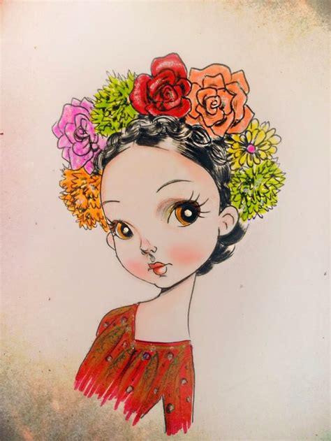 imagenes vintage baños frida kahlo dibujo tumblr buscar con google frida