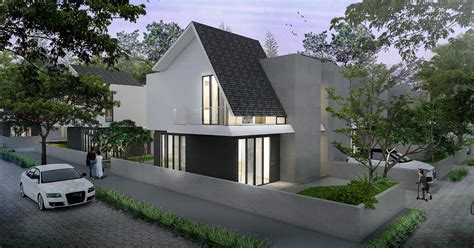 desain rumah idaman   disukai   casaindonesiacom