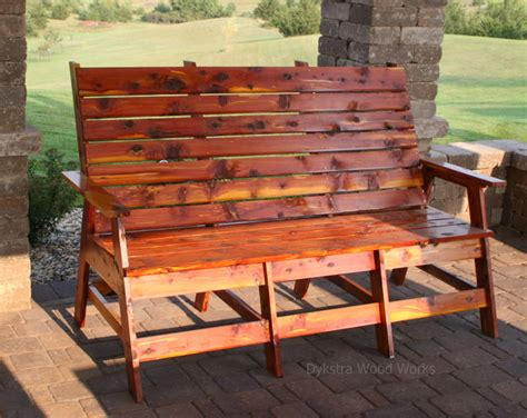 Outdoor Furniture Rustic Patio Other By Dykstra Rustic Outdoor Patio Furniture