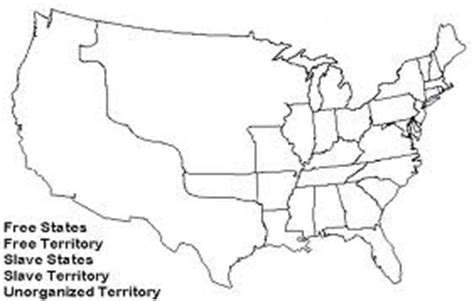 sectionalism in the us mr munford s history blog sectionalism map