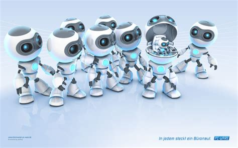 wallpaper 3d robot awesome hd robot wallpapers backgrounds for free download