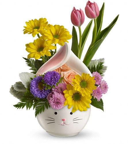 Teleflora Florist by Teleflora S Easter Bunny Bouquet In Villa Park Il Jim S