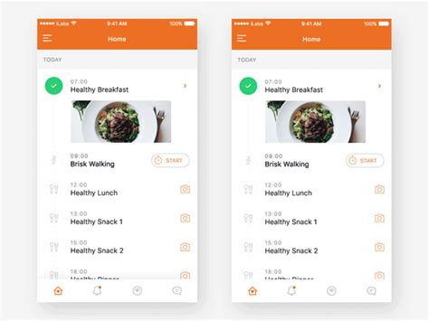 ui pattern add to list list design in mobile user interfaces 26 designs