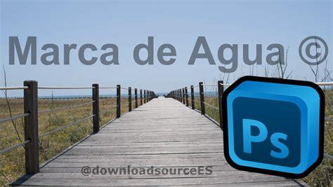 imagenes libres sin marca de agua como poner marca de agua a una foto o imagen con photoshop