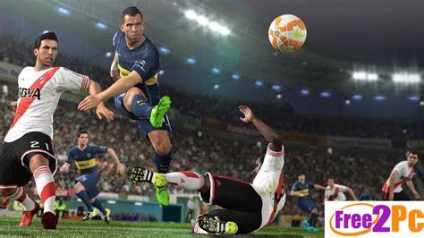 Geratis Ongkir Cpu Suport Pes2017 Pro Evolution Soccer 2016 Patch Pc Free Version