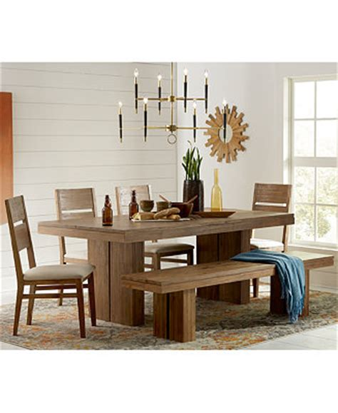chagne dining room furniture collection only at macy s