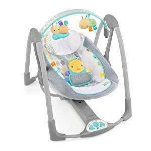 taggies baby swing com taggies swing n go portable swing