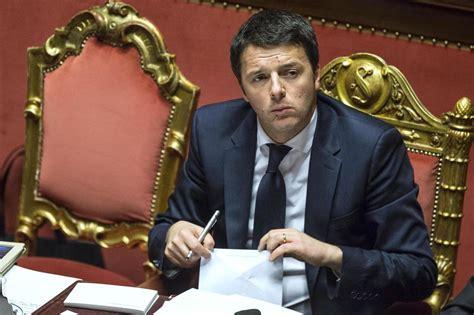 differenza e senato matteo renzi l italicum e l inganno senato