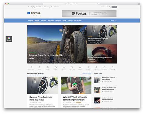 Newspaper Website Template by 20 Top Newspaper Themes Themes To Build
