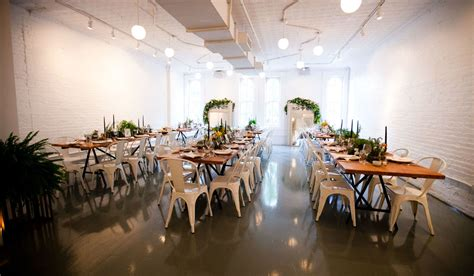 budget wedding venues nyc 14 small wedding venues in new york city weddingwire