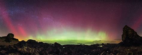 malin northern lights northern lights or not malin will go green for paddy