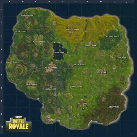 fortnite battle royale map fortnite new map in 2 0 0 update battle royale forums