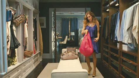 Big Wardrobe Carrie And Big S Apartment In Quot And The City 2