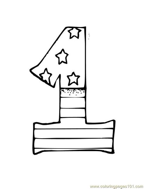 coloring pages number 1 coloring pages s1 education gt numbers free printable
