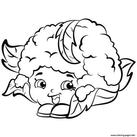 coloring pages of shopkins season 2 print cauliflower chloe shopkins season 2 coloring pages