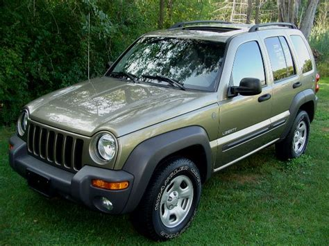 04 Jeep Liberty 2004 Jeep Liberty Exterior Pictures Cargurus