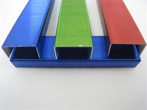 colored staples by swingline