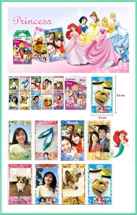 Fujifilm Instax Mini Disney fujifilm instax mini disney princesses princess for instax mini 10pcs for 1 pack
