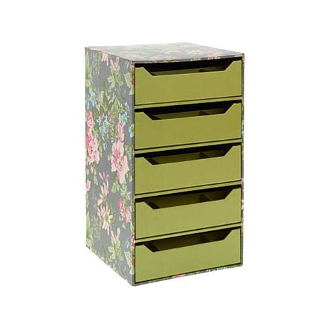 room drawers griffin 174 craft room 5 drawer storage tower 8360427 hsn
