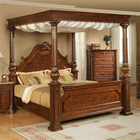 How To Buy King Size Canopy Bed Midcityeast Size Canopy Bed
