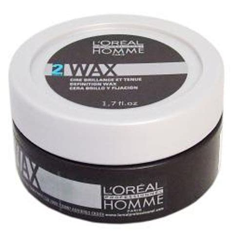 Loreal Homme Wax 50ml l or 233 al professionnel homme wax definition wax 50ml