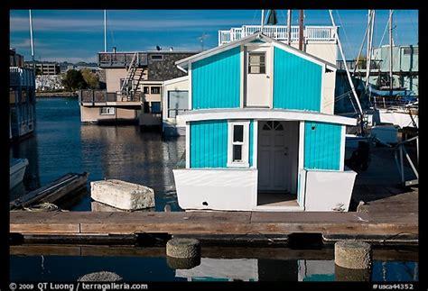 houseboats sf picture photo houseboat oakland alameda harbor alameda