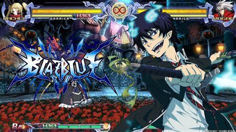 imagenes juegos anime descargar blaz blue para pc con emulador de la psp juego