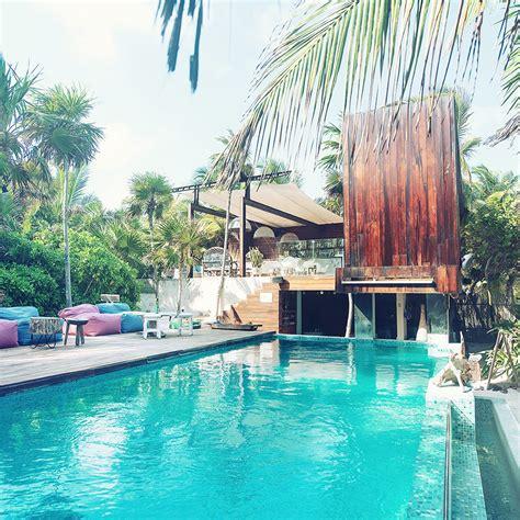 tulum mexico hotels der perfekte ort tulum mexiko pretty hotels