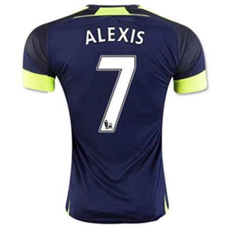 alexis sanchez youth jersey puma youth arsenal alexis 7 soccer jersey alternate 16