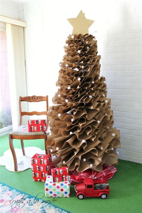 how to make a big christmas tree 1391 best tree crafts images on crafts decor and