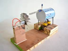 how to make steam power generator a cool science pro