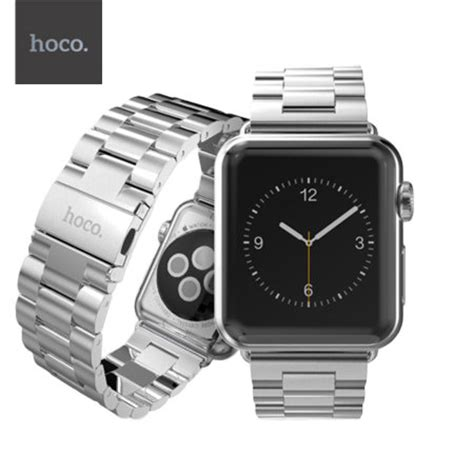 Hoco Defender Apple 38mm hoco apple stainless steel 38mm silver