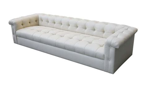 tufted white leather sofa white tufted leather sofa loccie better homes gardens ideas