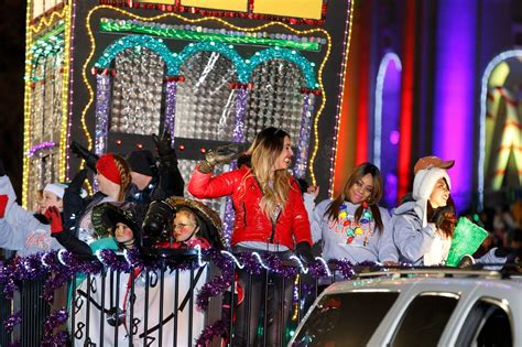 9news parade of lights caldwell kerr client echopark lights up iconic parade