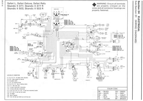 1989 ski doo safari lx wiring harness 37 wiring diagram