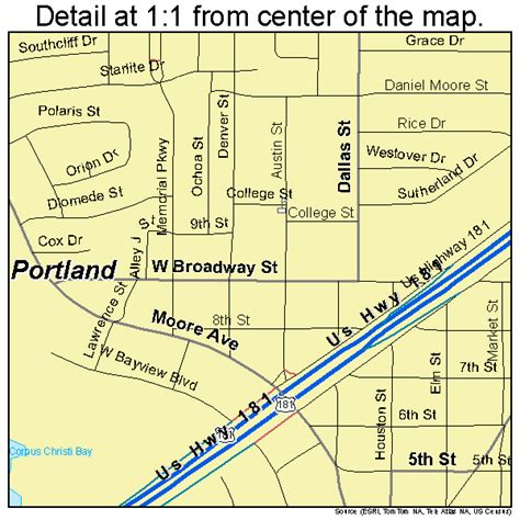 portland texas map portland tx pictures posters news and on your pursuit hobbies interests and worries