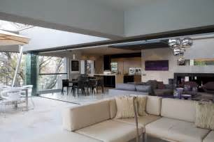 Contemporary Homes Interior by Modern Luxury Home In Johannesburg Idesignarch