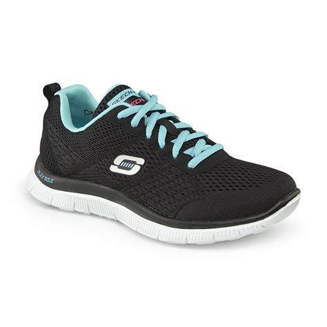 womens skecher sneakers skechers s obvious choice gel infused black light