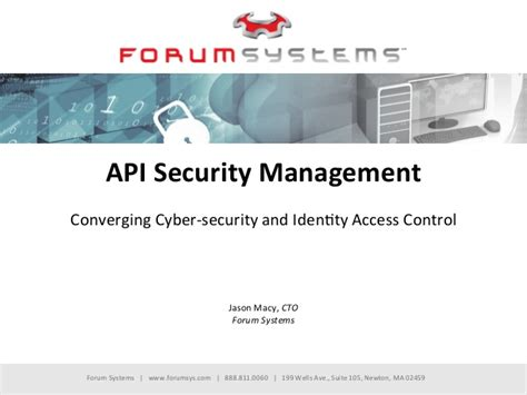 Mba In Cyber Security Management by Api Security Management Converging Cyber Security And