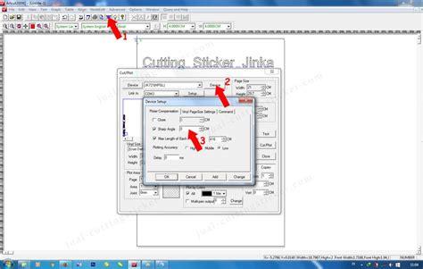 Jual Cara Menggunakan Cutting Mat by Cara Menggunakan Cutting Sticker Jinka Harga Jual Mesin