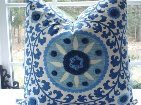 Designer Pillows For Sale Esty Decorative Suzani Pillows For Sale Cozy Bliss
