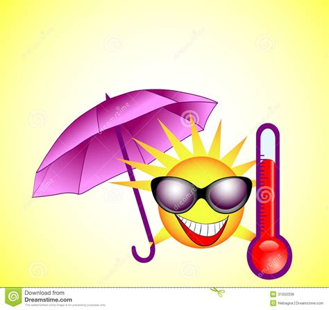 funny images of hot sun the hot summer sun royalty free stock photos image 31050338
