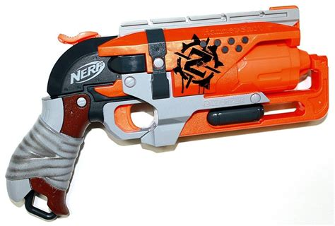Nerf Strike Hammershot A4325 nerf strike hammershot blaster dart tabancası a4325 nerf nerfa4325
