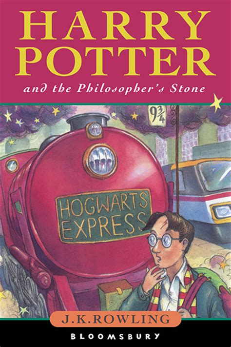the of harry potter books harry potter see book covers through the years