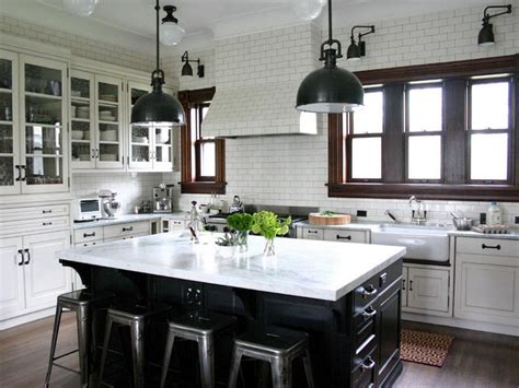 white and brown kitchen cabinets two tone kitchen cabinets brown and white metal bar stools
